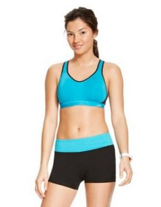 Keep the girls where they belong with this C-9 Champion(R) power shape sports bra from Target. $19.99